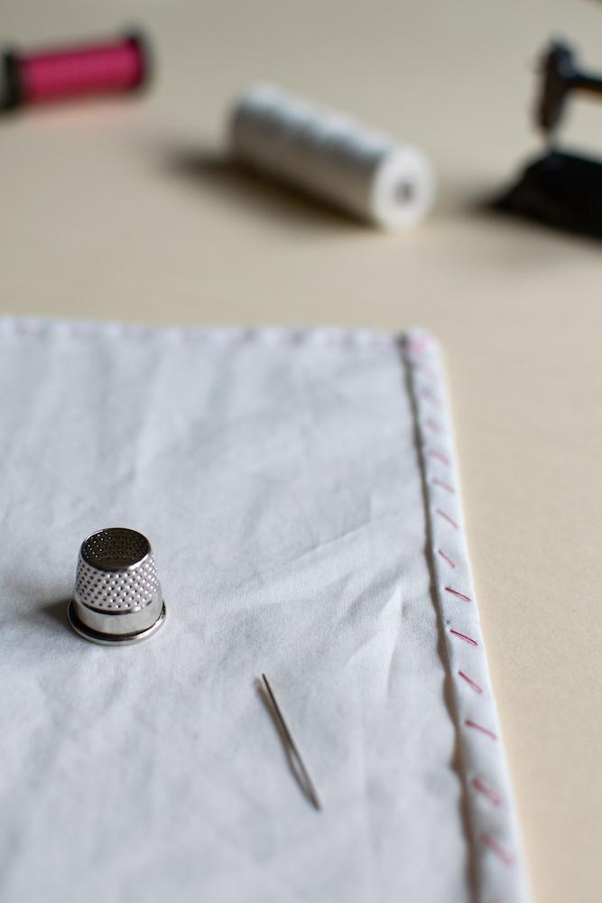Fingerhut Nähutensilien Nähen Basics Werkzeug