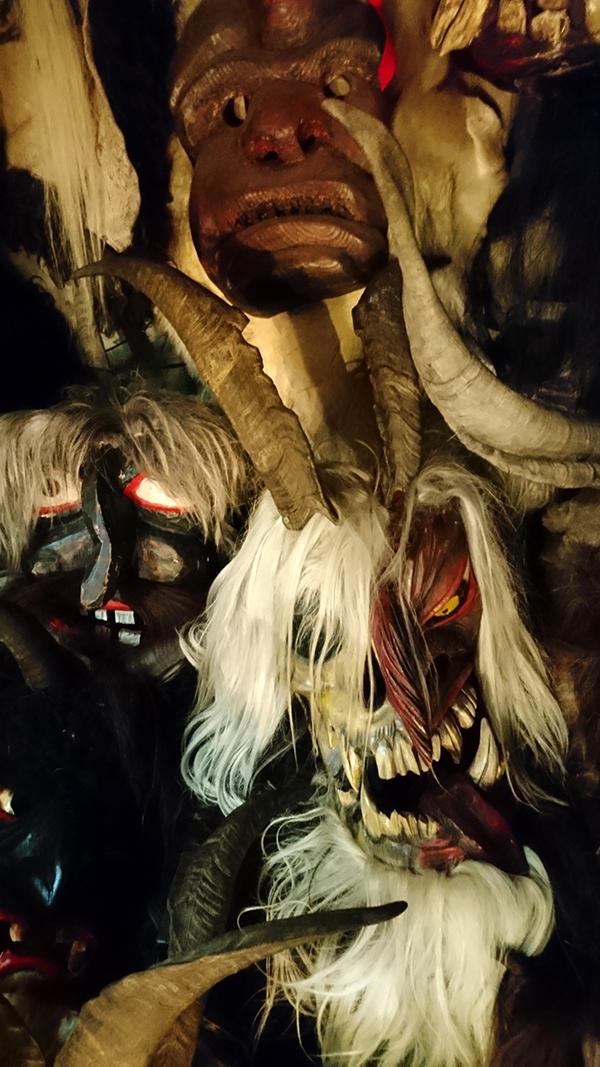 maskenmuseum perchten