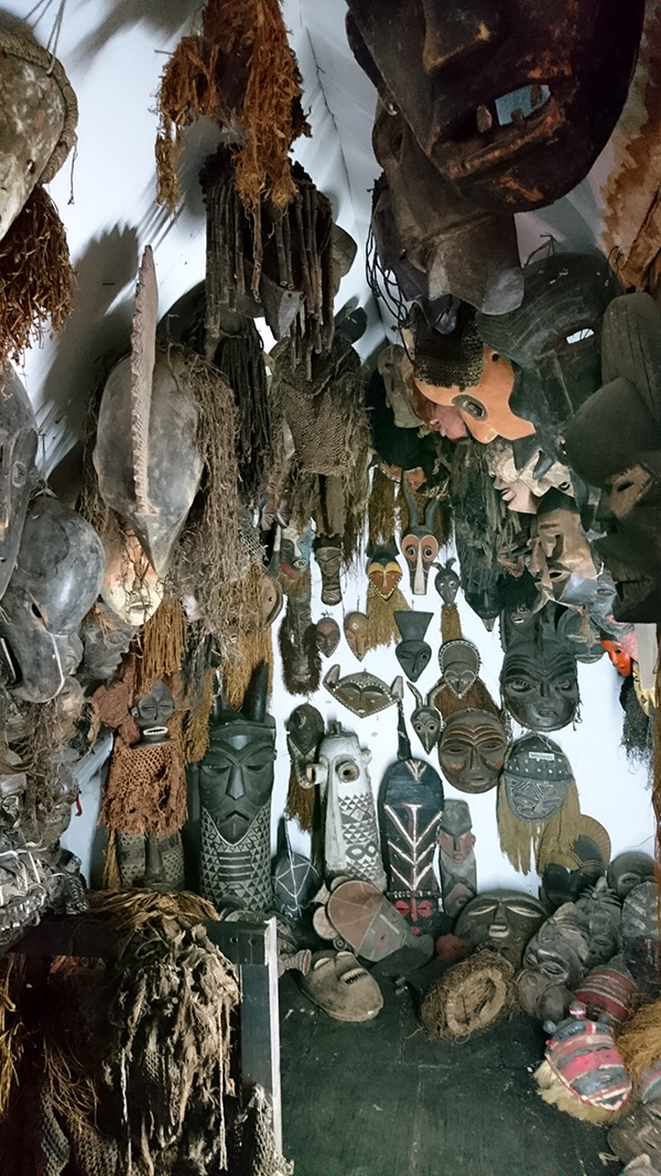 maskenmuseum afrika
