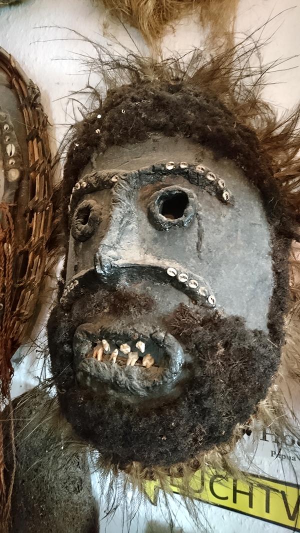 maskenmuseum ozeanien