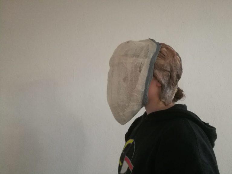 Ahnhauch Maske 2