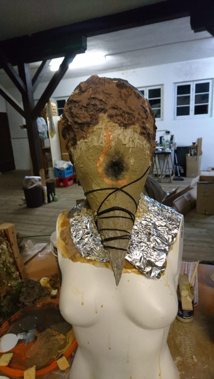 Ahnhauch Maske 6